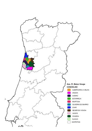 sever do vouga mapa portugal Forestis sever do vouga mapa portugal